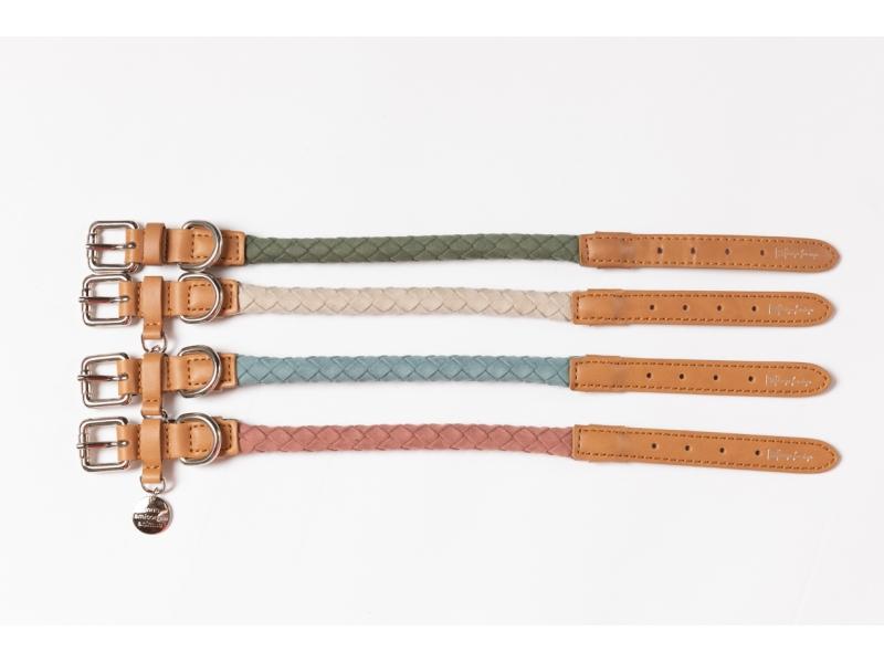 FERDINANDO - Microfiber Collar Dimension XS 26-31 cm Color